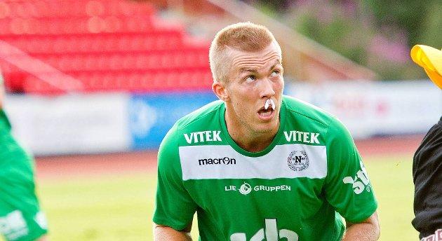 Max Bjørsvik er klar for Vålerenga.