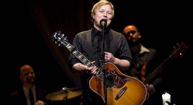 Kurt Nilsen spiller i Grieghallen 10. november.