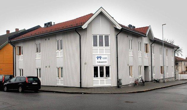DØD: 24-åringen ble funnet død i en leilighet ved Kulåssenteret. (Arkivfoto: Jarl M. Andersen)
