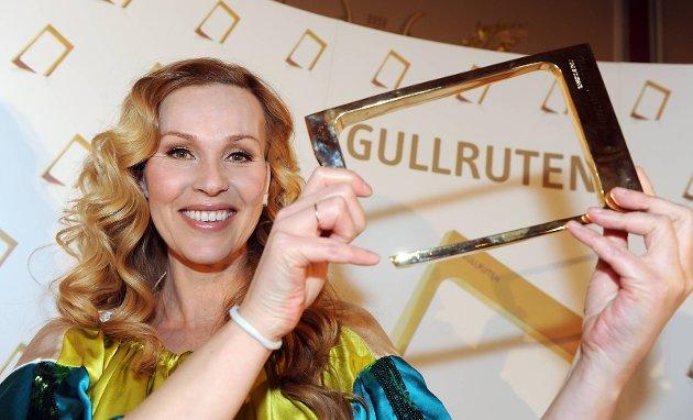 Dorthe Skappel er programleder for Gullruten