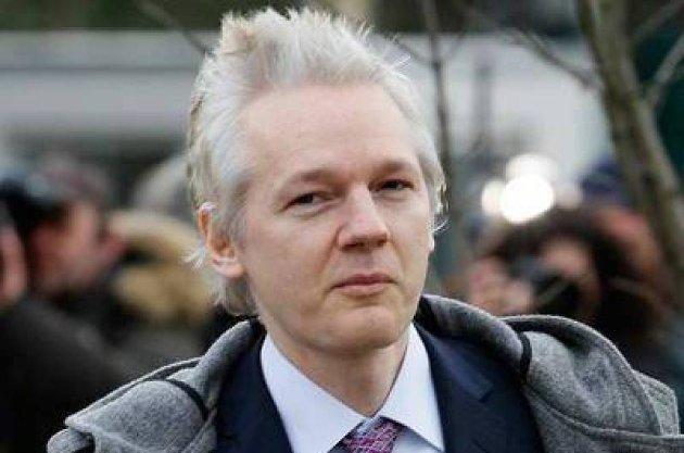 WikiLeaks-grunnleggeren Julian Assange.