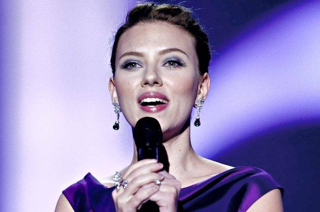 Nye utfordringer venter på Scarlett Johansson.