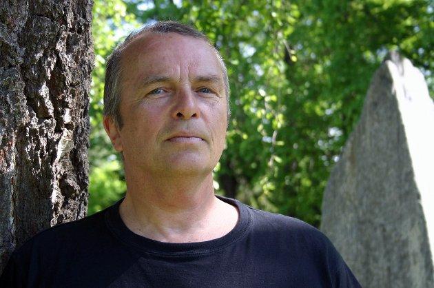 SKAL VITNE: Redaktør for document.no, Hans Rustad fra Eidsvoll. FOTO: ELISABETH FJØRTOFT