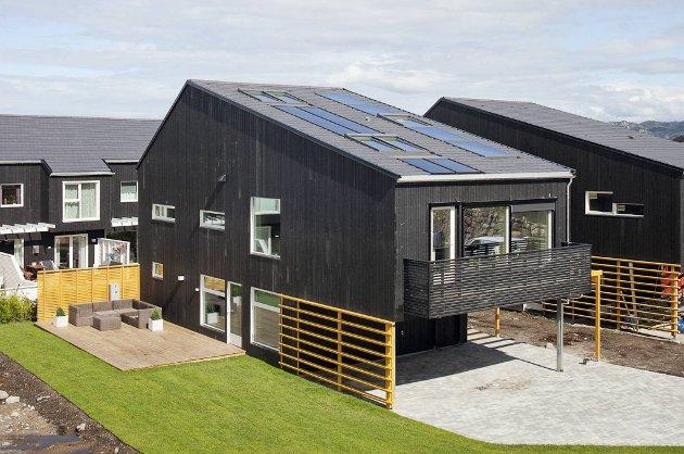 I samarbeid med Husbanken, Sintef Byggforsk og Enova, har Jadarhus utviklet ISOBO Aktiv, en ny type lavenergihus.