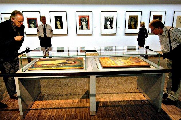Interessen for Munch har aldri vært større, og på Munch-museet kimer telefonen fra alle verdenshjørner, opplyser Munch-museets informasjonssjef Sture Portvik.