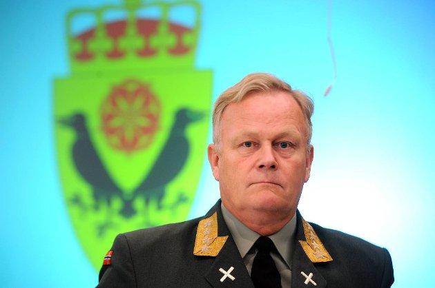 Forsvarssjef Harald Sunde understreker Gunnar Sønstebys betydning for Forsvaret.