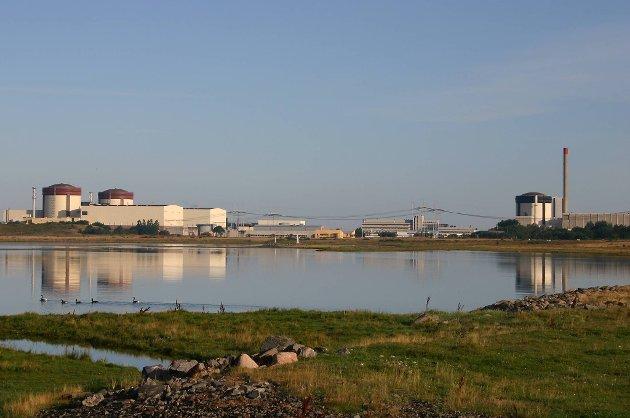 Atomkraftverket Ringhals ligger på sørvestkysten av Sverige, seks mil sør for Göteborg.