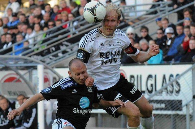 Mikael Dorsin ønsker seg et fastere spillemønster.
