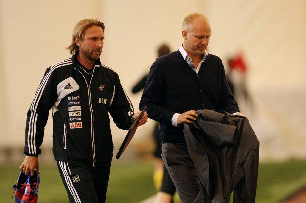 Det ble ingen god opplevelse for Jan Frode Nornes og Dag-Eilev Fagermo.