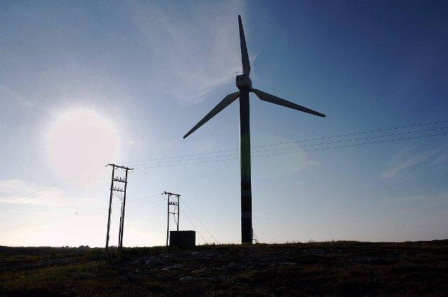 Bransjen er fornøyd, mens naturvernerne protesterer mot regjeringens vindkraftsatsing.
