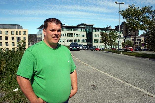 Raymond Alstad er rystet over arbeidsforholdene LOs sommerpatrulje har avdekket ved to Fauske-bedrifter og en bedrift i Bodø.