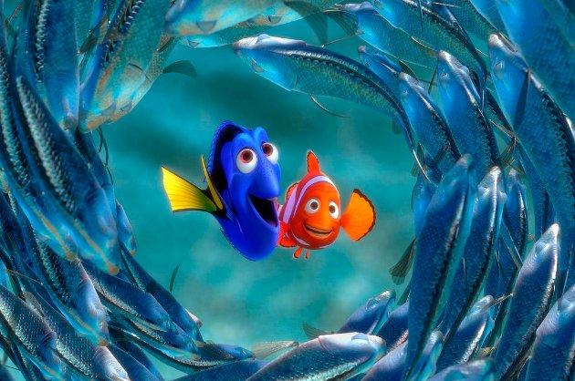 Animasjonsfilmen «Oppdrag Nemo» får en oppfølger.