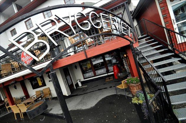 STENGT: Bryggeriet hadde sin siste dag forrige lørdag. Ingen står klar til å ta over. Foto: Kjell Arne Jørgensen