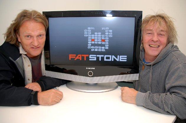 Med en blanding av galskap og ståpåvilje har Even Carlson og Kjell Vagle startet en tv-kanal som utelukkende satser på actionsport.