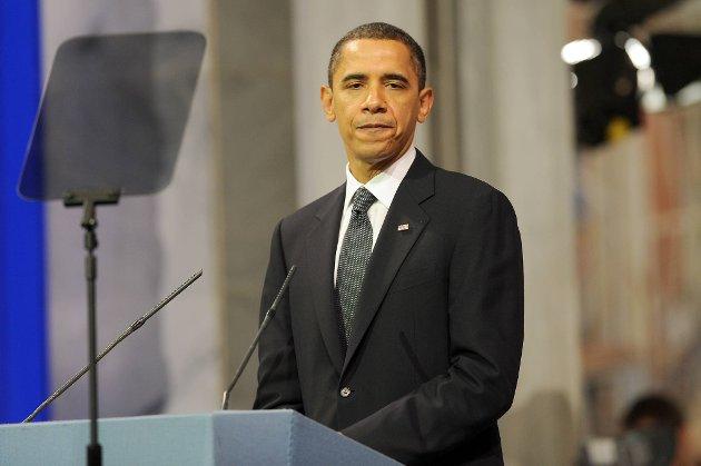 USAs president Barack Obama gjør det dårlig på en ny meningsmåling. Høye bensinpriser er trolig en viktig årsak.
