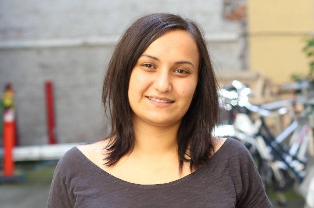Seher Aydar (22) er nyvalgt leder i Rd Ungdom.