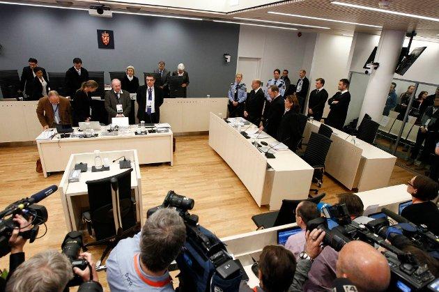 Dag to av rettssaken mot Anders Behring Breivik.