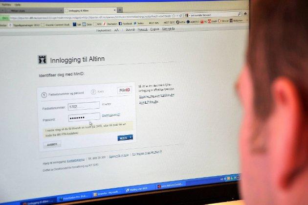 Datatilsynet er ikke fornøyd med et forslag om overgang til elektroniske skattekort.