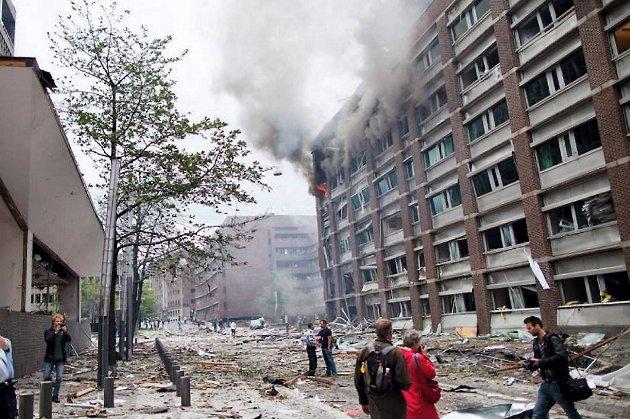 Tirsdag vil det handle om bomben i regjeringskvartalet i Oslo tingrett.