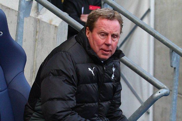 Harry Redknapp bærer ikke nag til FA.