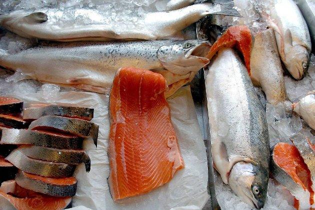 Russland har lørdag innført det varslede midlertidige forbudet mot import av fersk laks fra 13 norske leverandører.