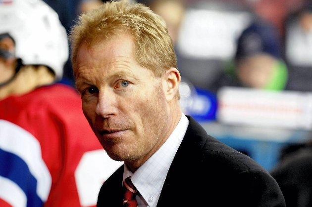 Roy Johansen, norsk landslagstrener.