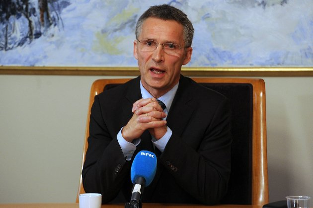 Statsminister Jens Stoltenberg (Ap) slår fast at levedyktige fostre ikke skal aborteres.