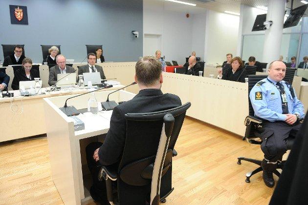 Medlemmene i Stortingets justiskomité ble mandag orientert om gjennomføringen av rettssaken mot Anders Behring Breivik.