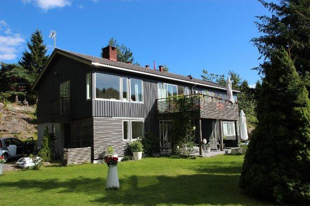 Grått tar over for hvitt på norske boliger.