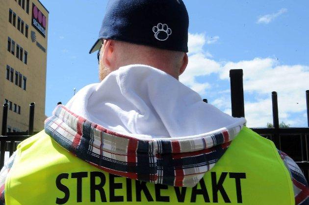 LO trapper opp streiken i kommunene og kan fra onsdag ha 31.000 streikende. (Illustrasjonsfoto)