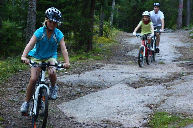 Hva er mer spennende enn en sykkeltur med naturlige hindringer? Ingenting, mener generalsekretæren i Syklistenes Landsforening, Rune Gjøs.