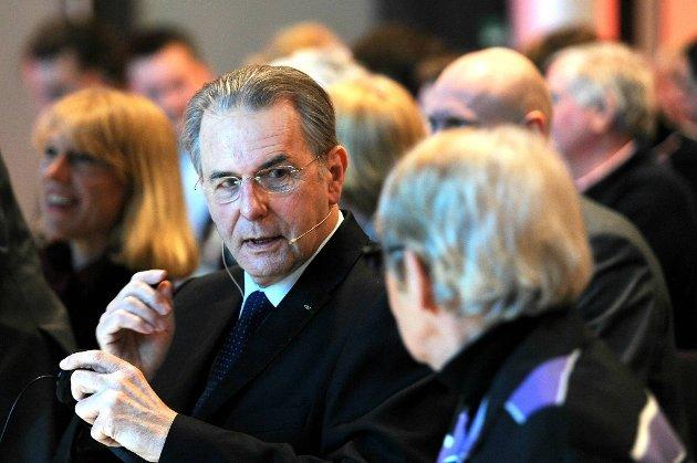OL-boss Jacques Roggehar merket seg at Norge vurderer en ny OL-søknad.