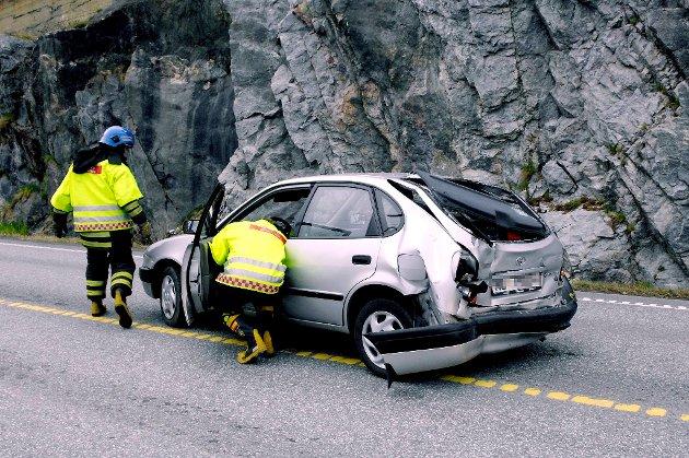 S langt i r har 68 mennesker mistet livet og 230 mennesker er blitt hardt skadd p norske veier.