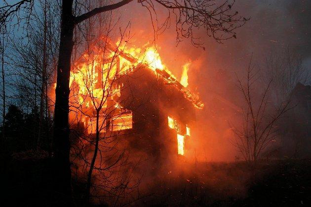 Stadig færre omkommer i branner her i landet.
