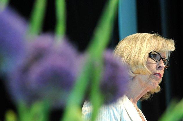 Helseminister Anne-Grete Strøm-Erichsen (Ap).