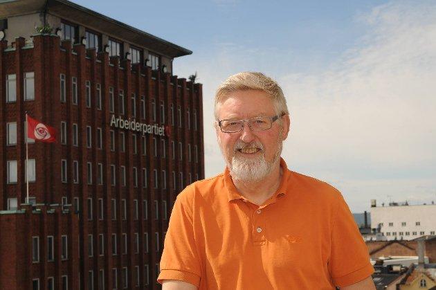 LOs nestleder Tor-Arne Solbakken lanserer prøveordninger der alle på samme arbeidsplass hører inn under samme tariffavtale.
