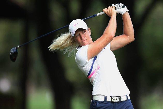 Suzann Pettersen sprakk totalt under helgens to siste runder.