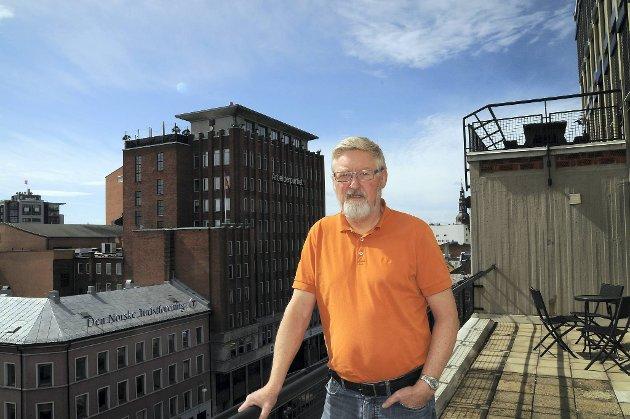 LOs nestleder Tor-Arne Solbakken slår fast at pensjon blir en av de store sakene på LO-kongressen i mai, og at hovedoppgjøret i 2014 vil ha pensjon som en av hovedoverskriftene.