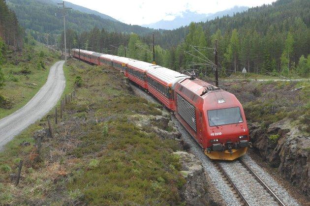 Bergensbanen.