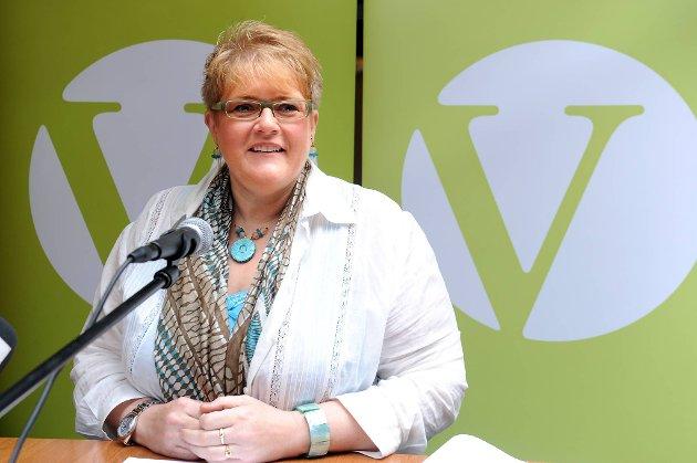Venstres leder Trine Skei Grande ringte for drøyt 84.000 kr i 2010.