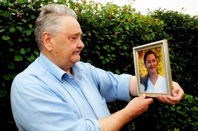IKKE TIL Å BÆRE: Besteforeldrene frykter det verste: At de aldri vil få se denne venne vakre 16-åringen igjen.