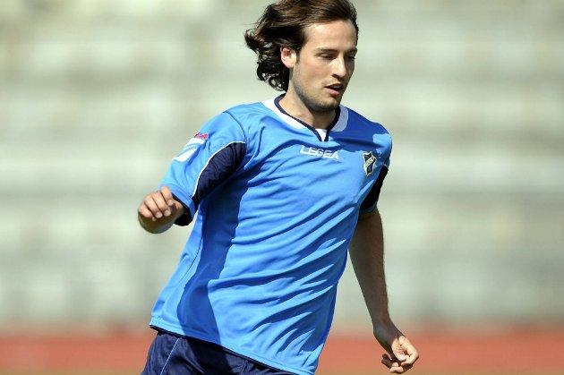 Mikkel Diskerud skal spille for Rosenborg ut sesongen - foreløpig.