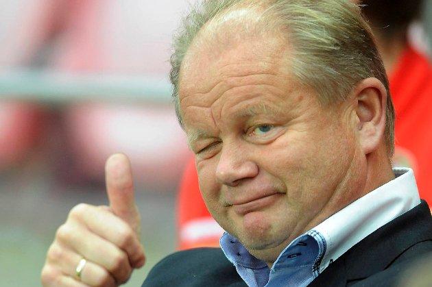 Per Mathias Høgmo trekker seg som Tormsø-trener etter denne sesosngen.