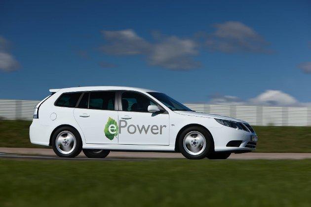 Saab får leve videre som elbilfabrikk.