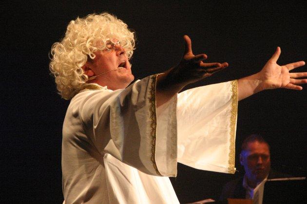 Musikk & Humor - Morten Grøtnes som Odd Nerdrum