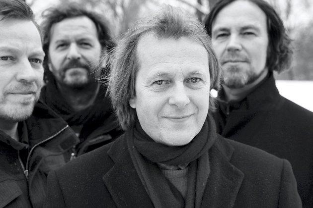 Lars Lillo-Stenberg er ubestridt frontfigur i deLillos. I juli blir det delillos-konsert på Oscarsborg.