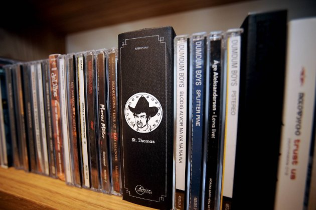I første kvartal i år økte CD-salget med 20 prosent her i landet.