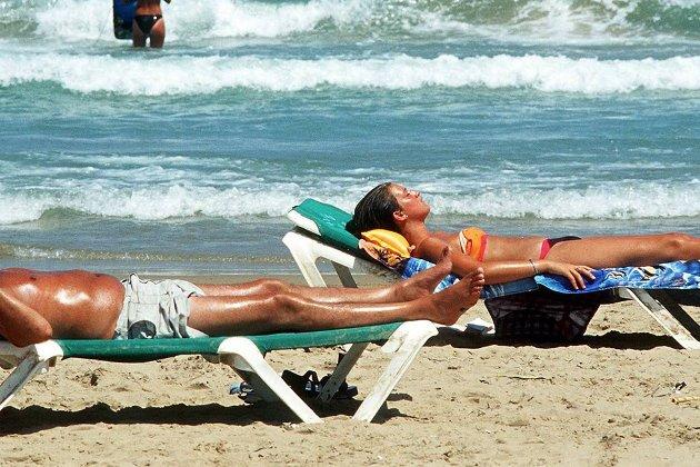 Færre tyskere og briter velger å legge ferien til Hellas.