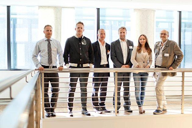 Stipendvinnere: Jone Rasmussen (Bitreactive AS), Morten Isachsen (Fribi AS), Ivar Sagmo (AiMs Innovation AS), Håvard Fjellvær (MemfoACT AS), Mona Myrvang Johansen (Expology Solutions AS), Kjetil Lobben (Expology Solutions AS).