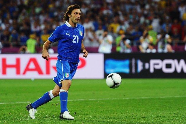 Andrea Pirlo mener det er flere som er bedre enn ham.